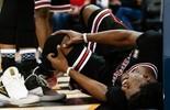 Butler sofre torção no joelho em derrota dos Bulls para os Nuggets (Isaiah J. Downing / Reuters)