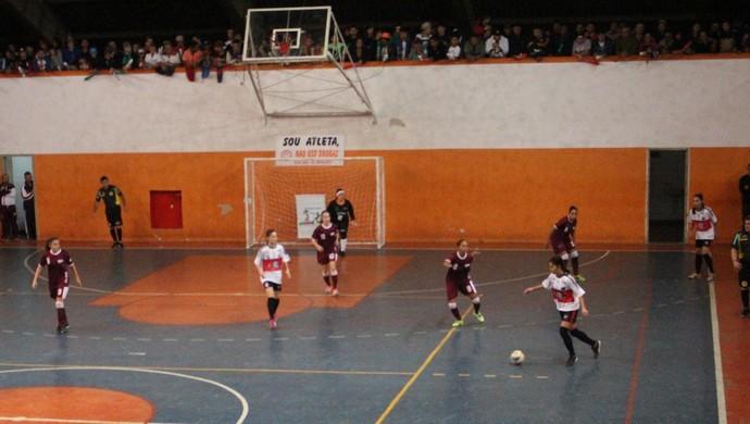 Itu x Jundiaí final da Copa TV TEM de Futsal Sorocaba (Foto: Theillyson de Rocco)