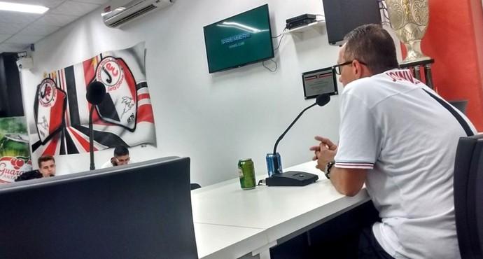 PC Gusmão (Foto: João Lucas Cardoso/JEC)