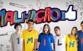 Fan page de Malhação atinge a marca de 1 milhão de curtidas!