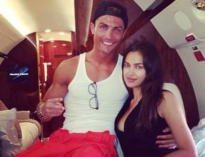 Cristiano Ronaldo namorada (Foto: Reprodução)