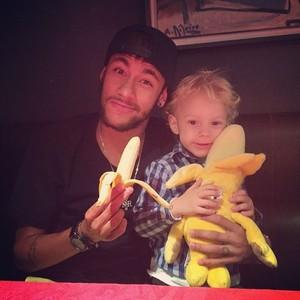Neymar Abril (Foto: Instagram)