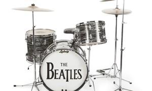 Bateria de Ringo Starr nos Beatles é vendida por US$ 2,2 milhões em leilão