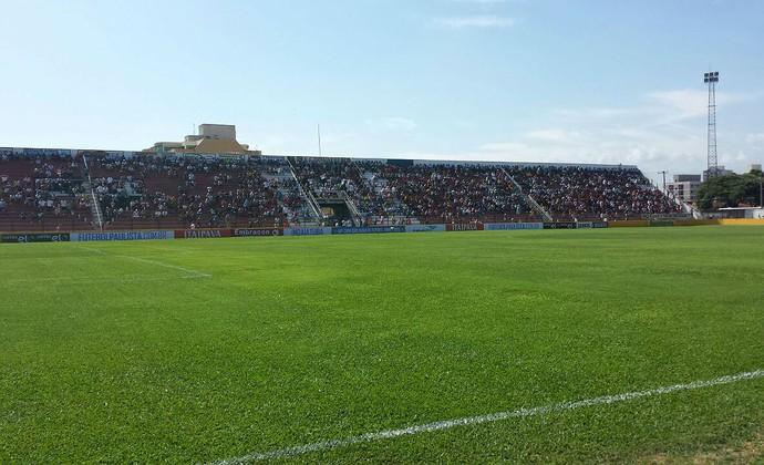 Estádio Ítalo Mário Limongi Copa São Paulo Cruzeiro ABC (Foto: Marcel Kassab)