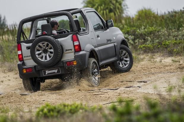 Suzuki Jimny Canvas (Foto: Divulgação)