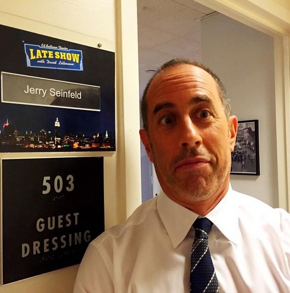Jerry Seinfeld (Foto: Instagram)