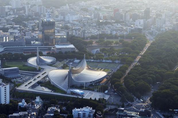Yoyogi stadium (Foto: Getty Images)
