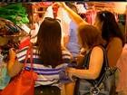 Após o Natal, comércio registra movimento para troca de presentes
