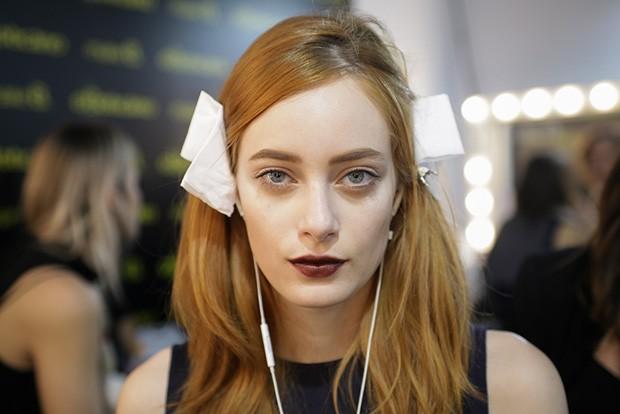 Maquiagem natural e minimalista: veja as tendncias da temporada (Foto: Felipe Costa)