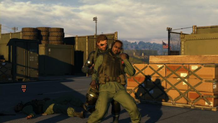Metal Gear Solid 5: Ground Zeroes mais em conta no Steam (Foto: Divulgação)