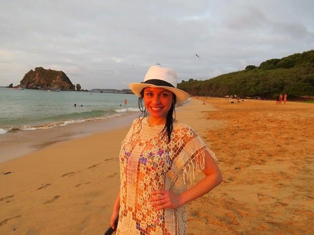 Maria Melilo (Foto:  Ana Clara Marinho)