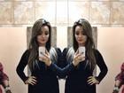 Suzanna Freitas posta foto e mostra semelhança com a mãe, Kelly Key