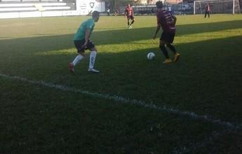 Renato Silva marca três vezes, e Tupi-MG goleia Athletic em jogo-treino
