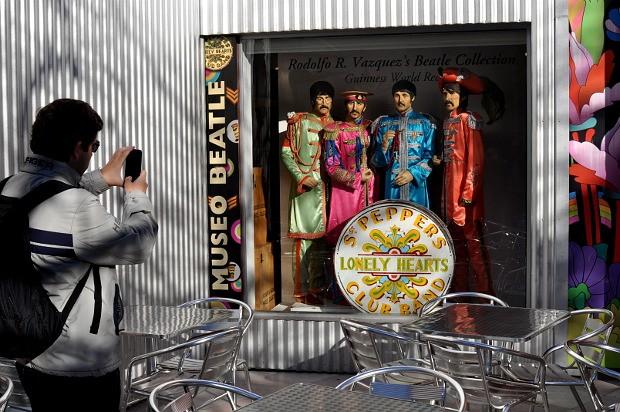 Museu dos Beatles (Foto: Leo Nishihata)