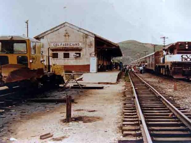 """Fotografia do """"O Último Trem"""" de Vitória Minas  (Foto: Divulgação/PMI)"""