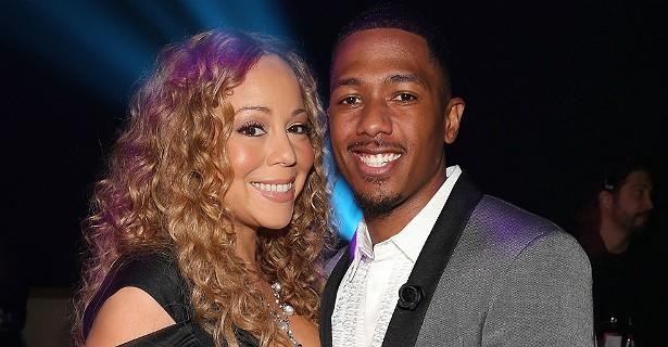 Mariah Carey e o cantor e produtor Nick Cannon, dez anos mais novo, anunciaram a separação em 2014. Estão oficialmente casados desde 2008. (Foto: Getty Images)