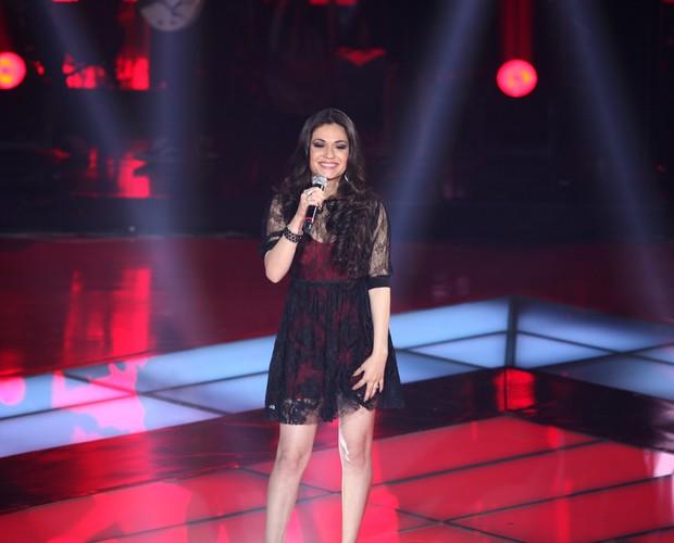 Lorena Lessa show (Foto: The Voice Brasil / Tv Globo)