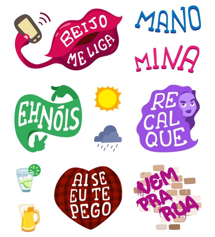 Viber adiciona novos stickers  (Foto: Divulgação/Viber)
