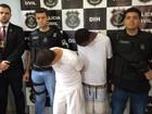 Jovens são presos suspeitos de matar homem queimado em Goiânia
