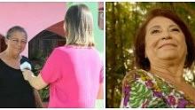 Veja como foi a transformação de Maria Flávia, no Revista (Amazônia Revista)
