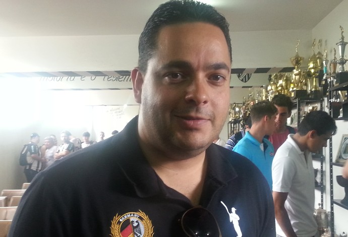 Alberto Simão Tupi (Foto: Rafaela Borges)