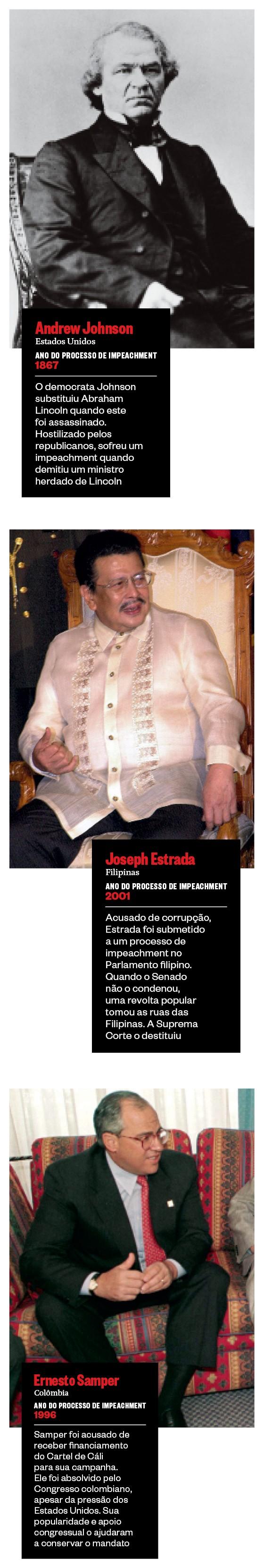 arte impeachment usa (Foto: ÉPOCA)