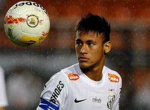 Neymar, atacante do Santos (Foto: Ivan Storti / Santos FC)