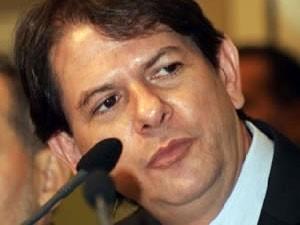 Cid Gomes, Governador do Ceará. (Foto: Reprodução EPTV)