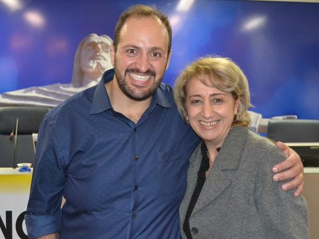 PPS lança Regina Cioffi como candidata à prefeitura de Poços de Caldas (Foto: Divulgação)