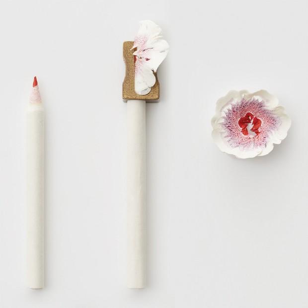 Paper Flower, do designer Haruka Misawa.  (Foto: Amana Group, Arquivo Pessoal e Divulgação)