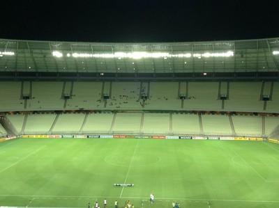 Estádio Castelão, em Fortaleza (Foto: Thaís Jorge)