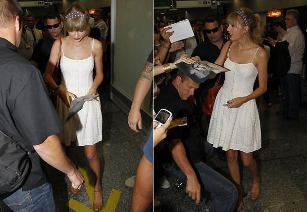 Taylor Swift (Foto: Francisco SIlva/Ag News)