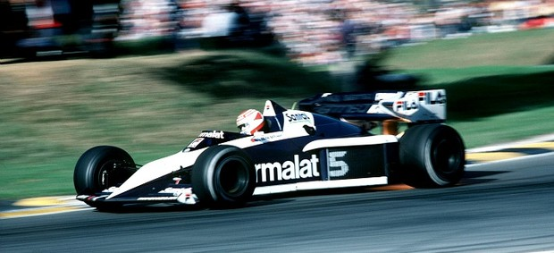 Nelson Piquet 1983 (Foto: Getty Images)