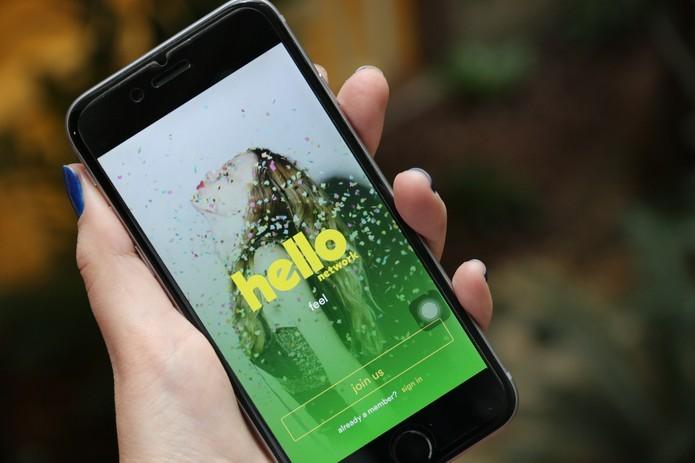 Rede social hello ganha suporte a aparelhos com Android 4.4 (Foto: Anna Kellen Bull/TechTudo) (Foto: Rede social hello ganha suporte a aparelhos com Android 4.4 (Foto: Anna Kellen Bull/TechTudo))