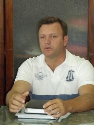 Joaquim Antonio de Campos Bicudo (PTB) assumirá lugar de Laércio Betarelli em Elias Fausto (Foto: Reprodução/Site Prefeitura de Elias Fausto)