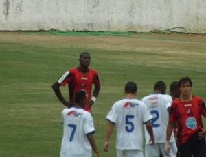 Marcão - atacante Ituano (Foto: Rafaela Gonçalves)