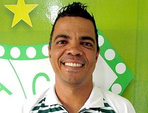 André Leonel atacante do Caldense (Foto: Divulgação)