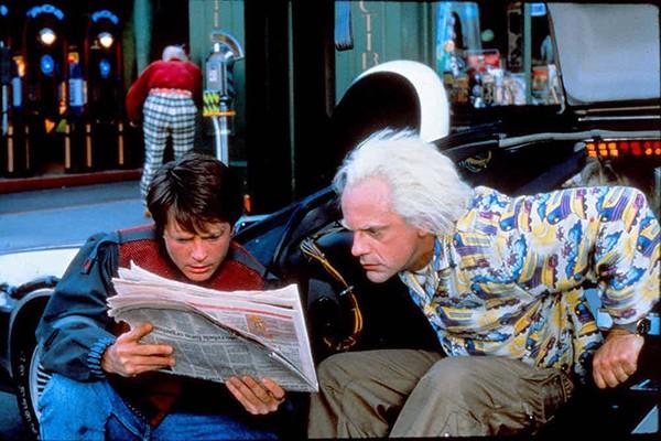 De Volta Para o Futuro II (1989) (Foto: Reprodução)