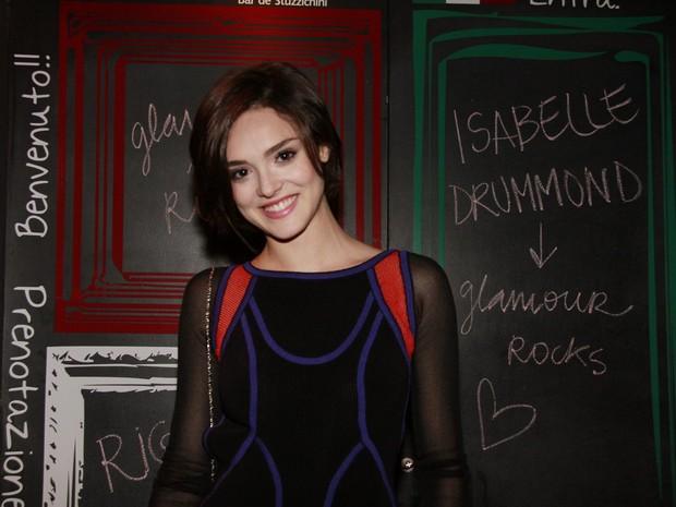 Isabelle Drummond (Foto: Isac Luz / EGO)