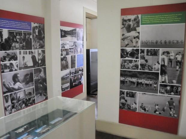Com fotos raras, a exposição pode ser vista na Casa da Memória Arthur Dalmasso (Foto: Divulgação/Ascom Prefeitura de Teresópolis/Roberto Ferreira)
