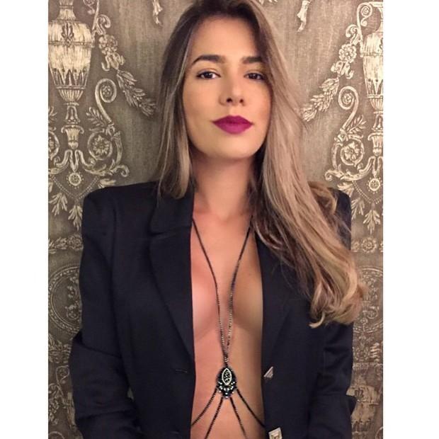 Adriana Santana (Foto: Instagram / Reprodução)