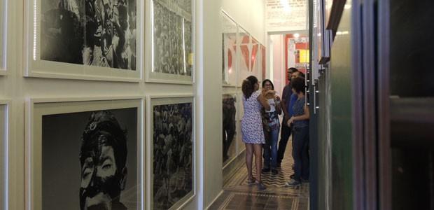 Paço do Frevo será aberto a visitação a partir de 9 de fevereiro (Foto: Kety Marinho/ TV Globo)