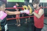Cearense protagoniza 1ª luta principal feminina no Nordeste e almeja UFC