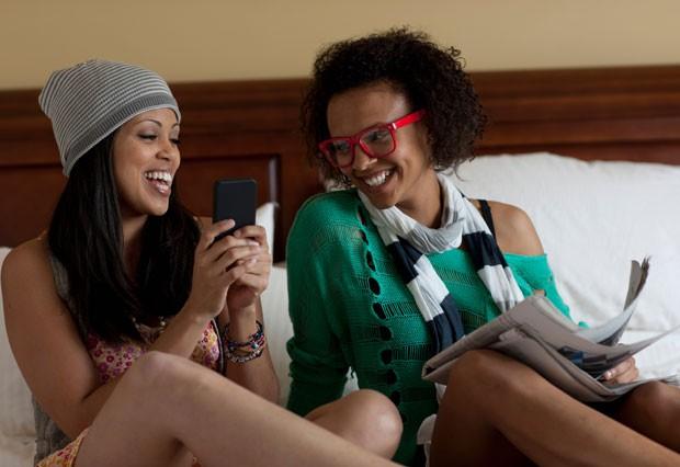 Site propõe unir estranhos em quarto de hotel (Foto: DB2STOCK/Image Source/AFP)