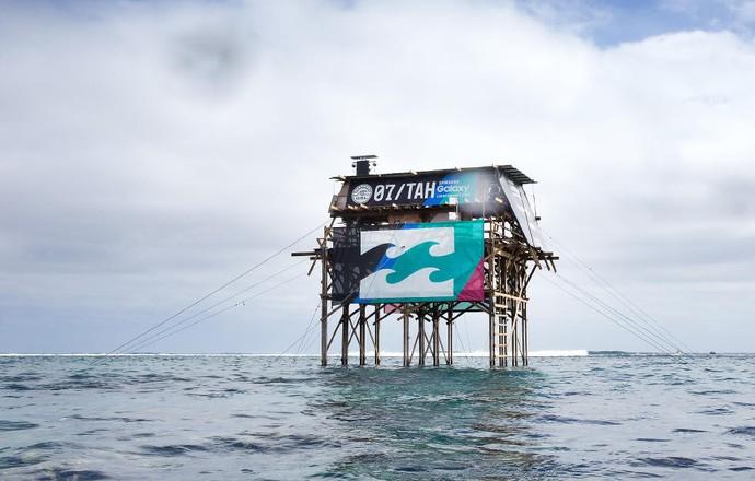 Circuito Mundial etapa Taiti Teahupoo surfe (Foto: Divulgação/WSL)
