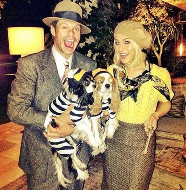 Ryan Seacrest e Julianne Hough (Foto: Instagram)