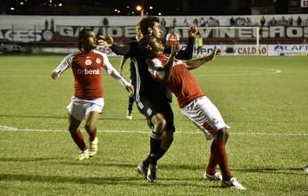 Com três vitórias em 15 jogos, Figueira tem o pior início dos últimos 10 anos