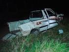 Um morre e outro fica ferido após  capotamento de um carro na BA-250