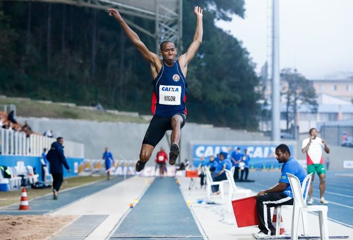 atletismo higor alves (Foto: Marcello Zambrano/CBAt)
