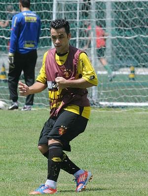 gilsinho sport (Foto: Aldo Carneiro / Pernambuco Press)